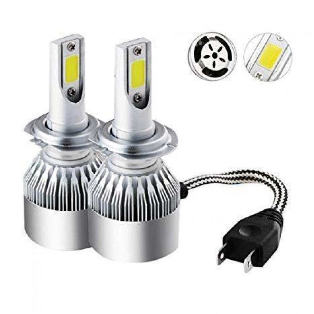 LED лампы для фар C6 H7 3800 LM
