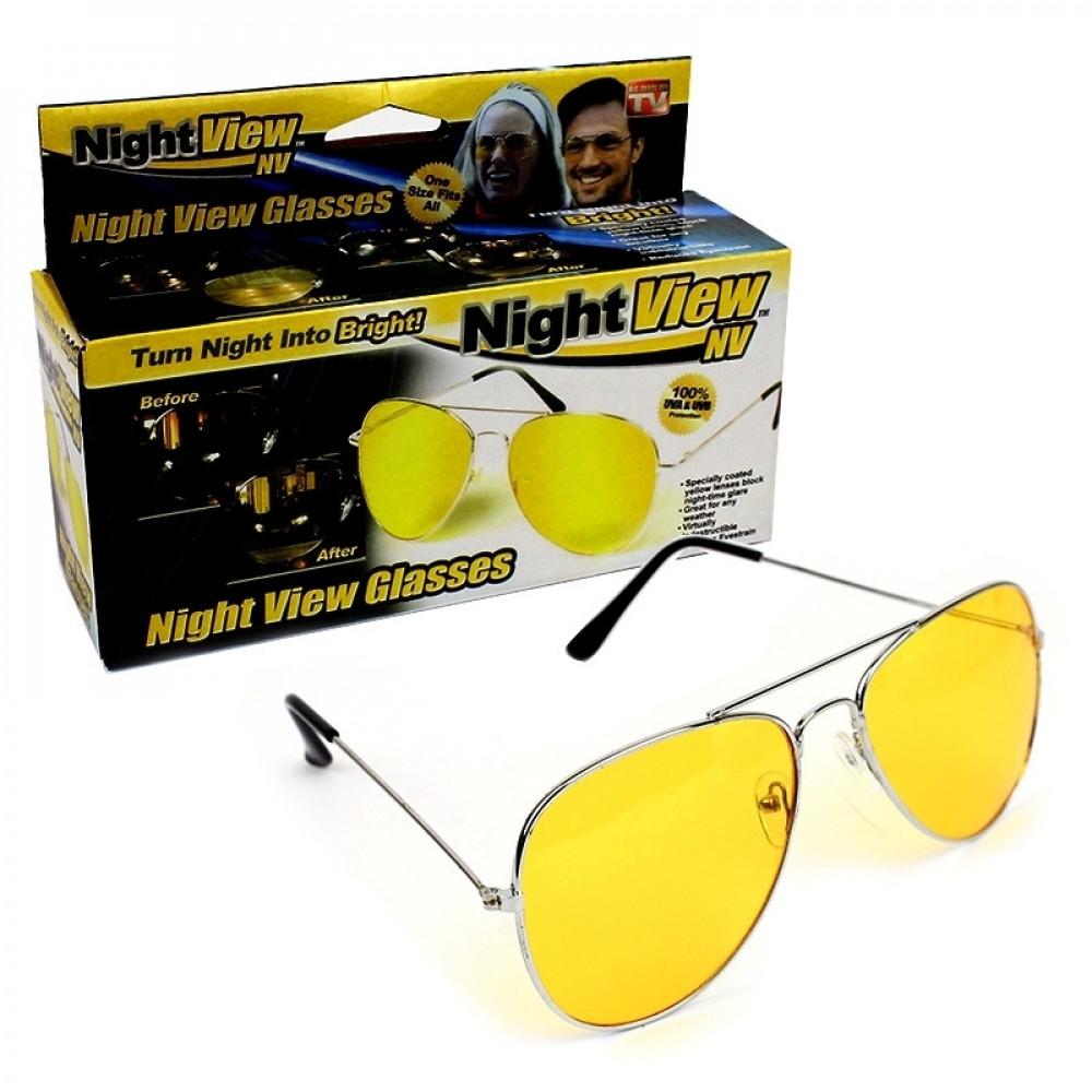 Очки для водителя Night View