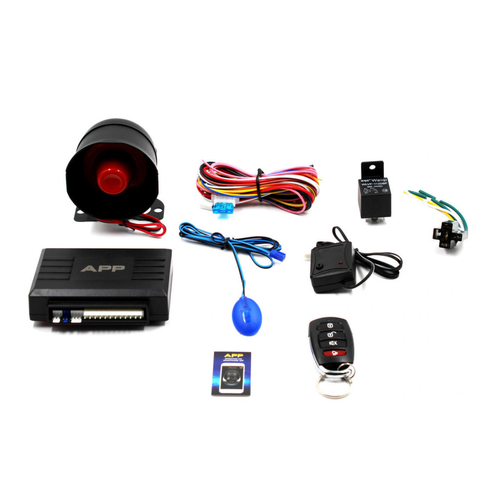 Автомобильная сигнализация KD-3000