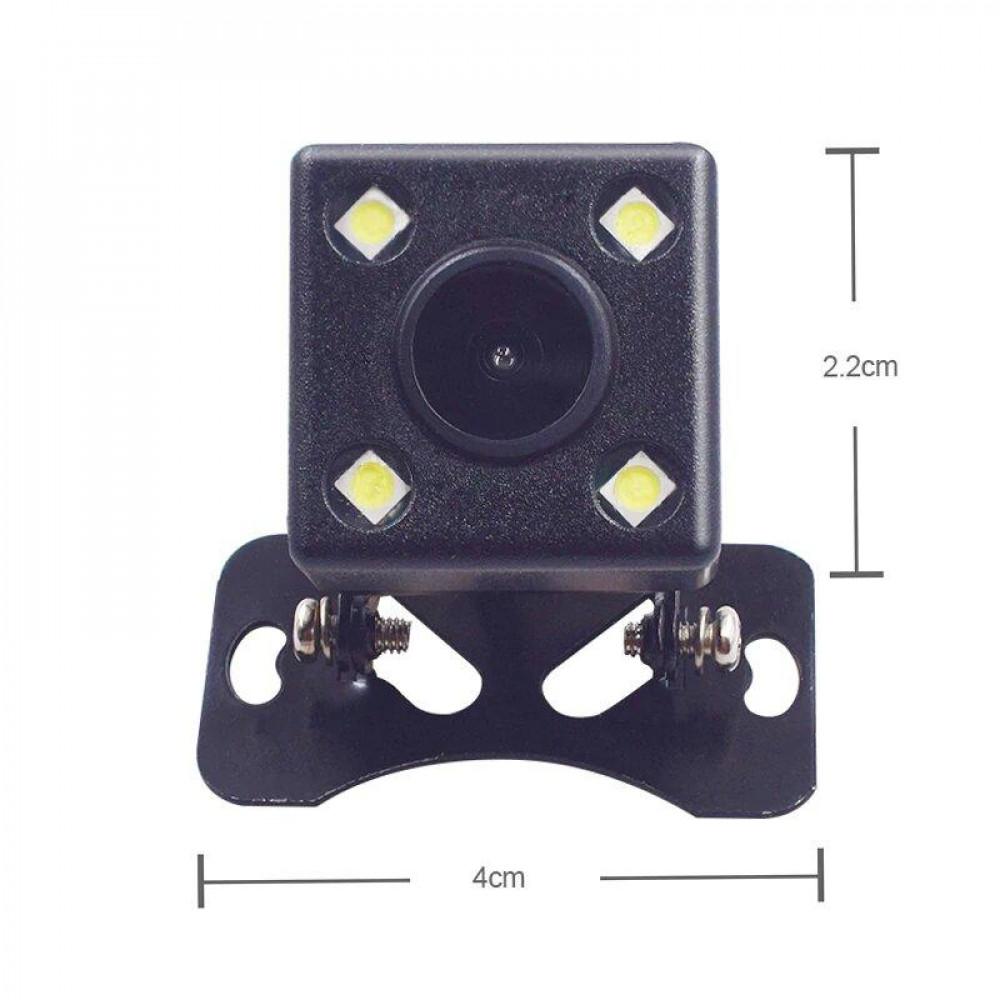 Универсальная камера заднего вида с LED подсветкой