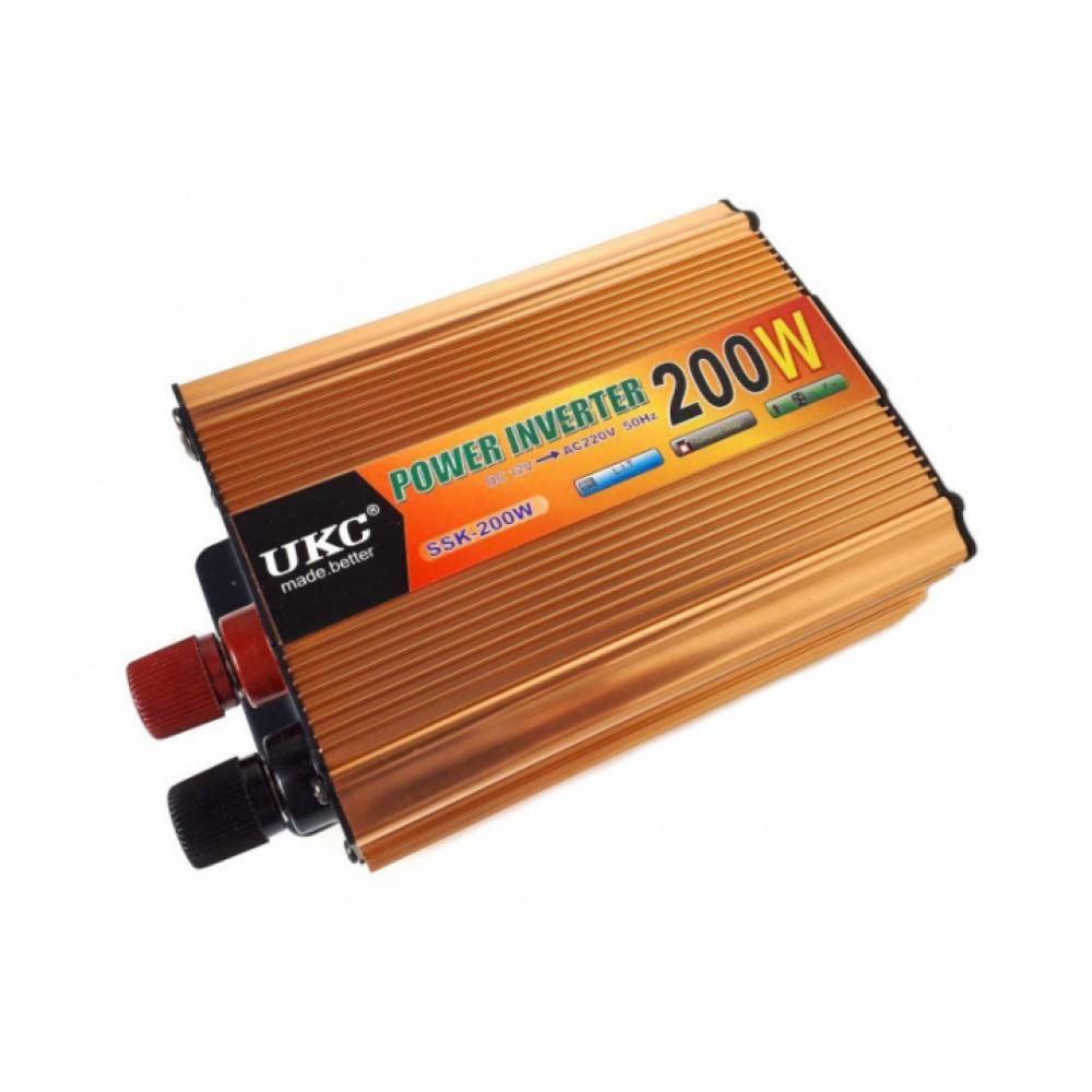 Преобразователь с 12В на 220В 200W