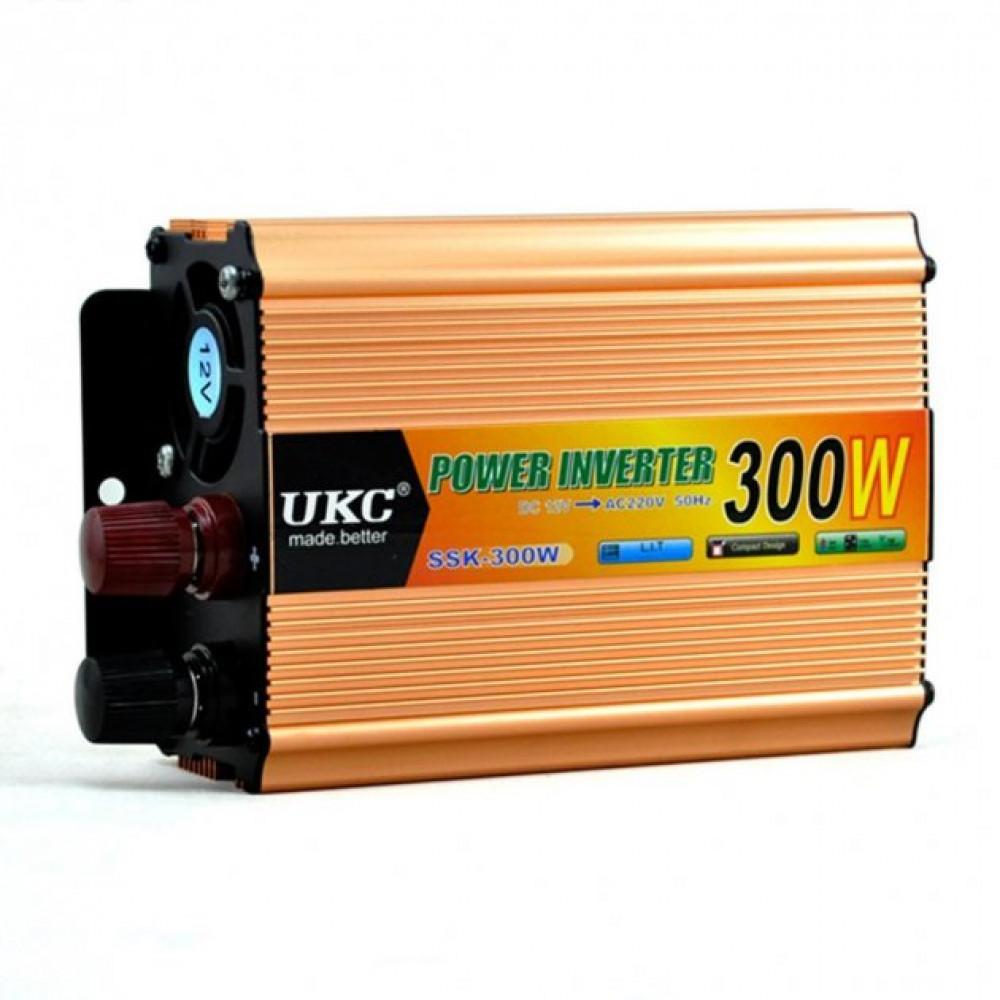 Преобразователь с 12В на 220В 300W
