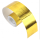 Термолента 5м x 5см золотая
